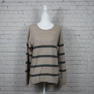 WYSE Londaon Cashmere Marielle Gold Star Sweater 2